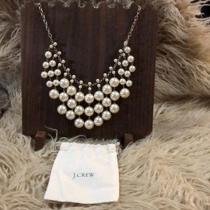 Gorgeous glam party J. Crew Statement Necklace